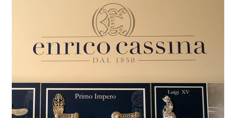 Enrico Cassina - Maniglie