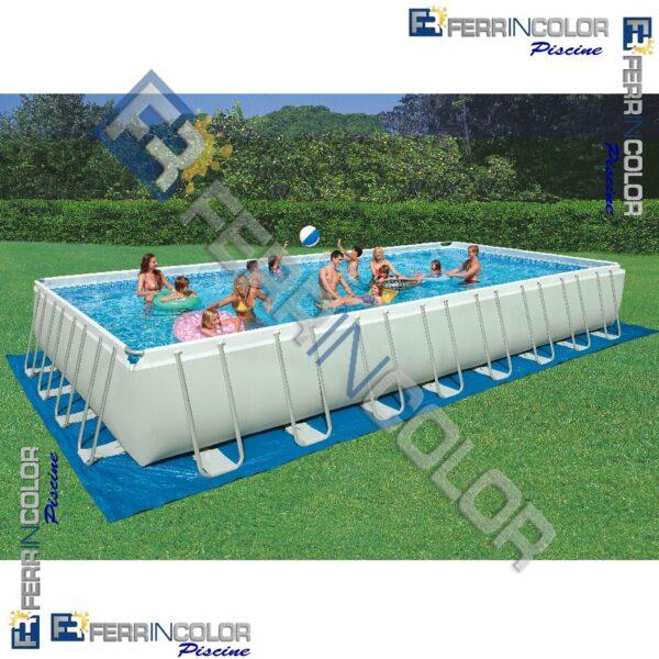 Intex Piscina Ultraframe 975x488x132 26372 Access