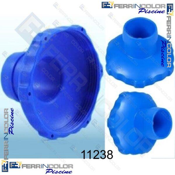Intex ricambio adattatore 11238 per kit pulizia ferrincolor for Prodotti intex