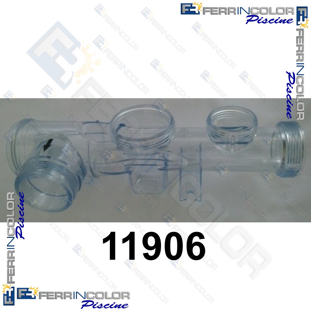 Intex ricambio contenitore cella elettrolit 11906 for Prodotti intex