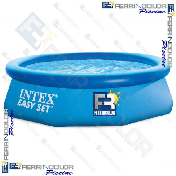 Intex liner piscina easy cm 305x76 6941057 400099 for Piscine intex liner