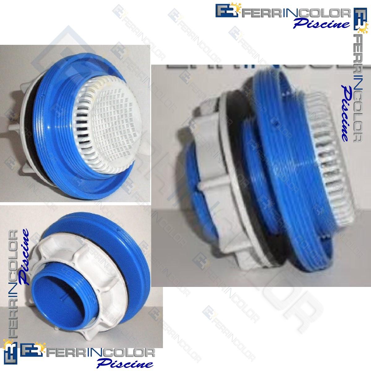 Intex bocchettone con ghiera per ultraframe ferrincolor for Prodotti intex