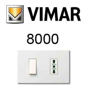 Serie Vimar 8000