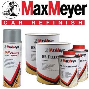 Vernici MaxMeyer Car Refinish