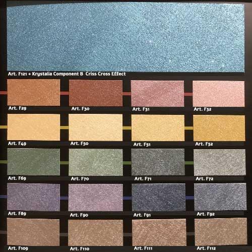 Spiver zephyro 2 5lt silver base ferrincolor for Vento di sabbia silver