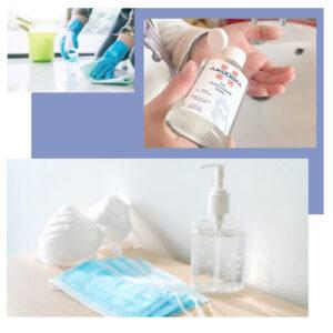 Disinfettanti & Protezione Covid